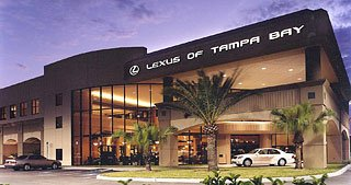 lexus of tampa bay - car dealer - tampa, fl 33614