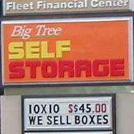 Big Tree Self Storage image 1