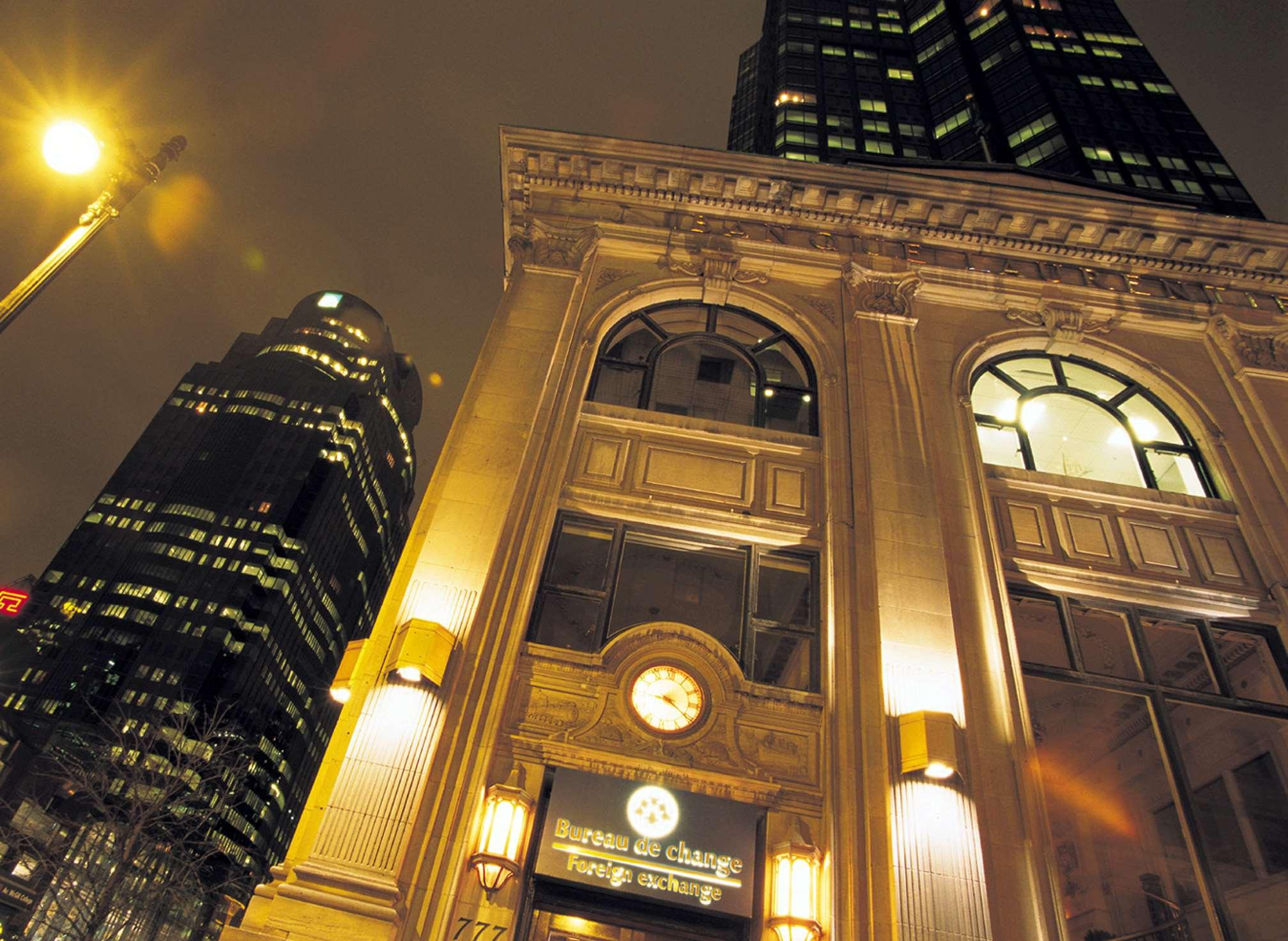 Le Centre Sheraton Montreal Hotel à Montreal: Local Area