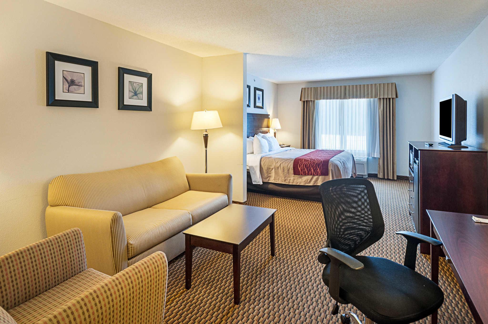 Comfort Inn & Suites Cambridge image 21