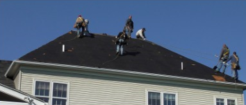 Rainy City Roofing LLC image 1
