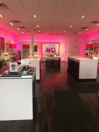 Interior photo of T-Mobile Store at S Robert St & Lothenbach Ave, St Paul, MN