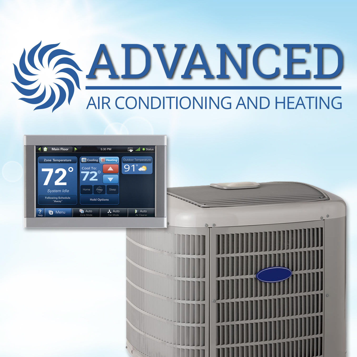 Advanced Air Conditioning and Heating