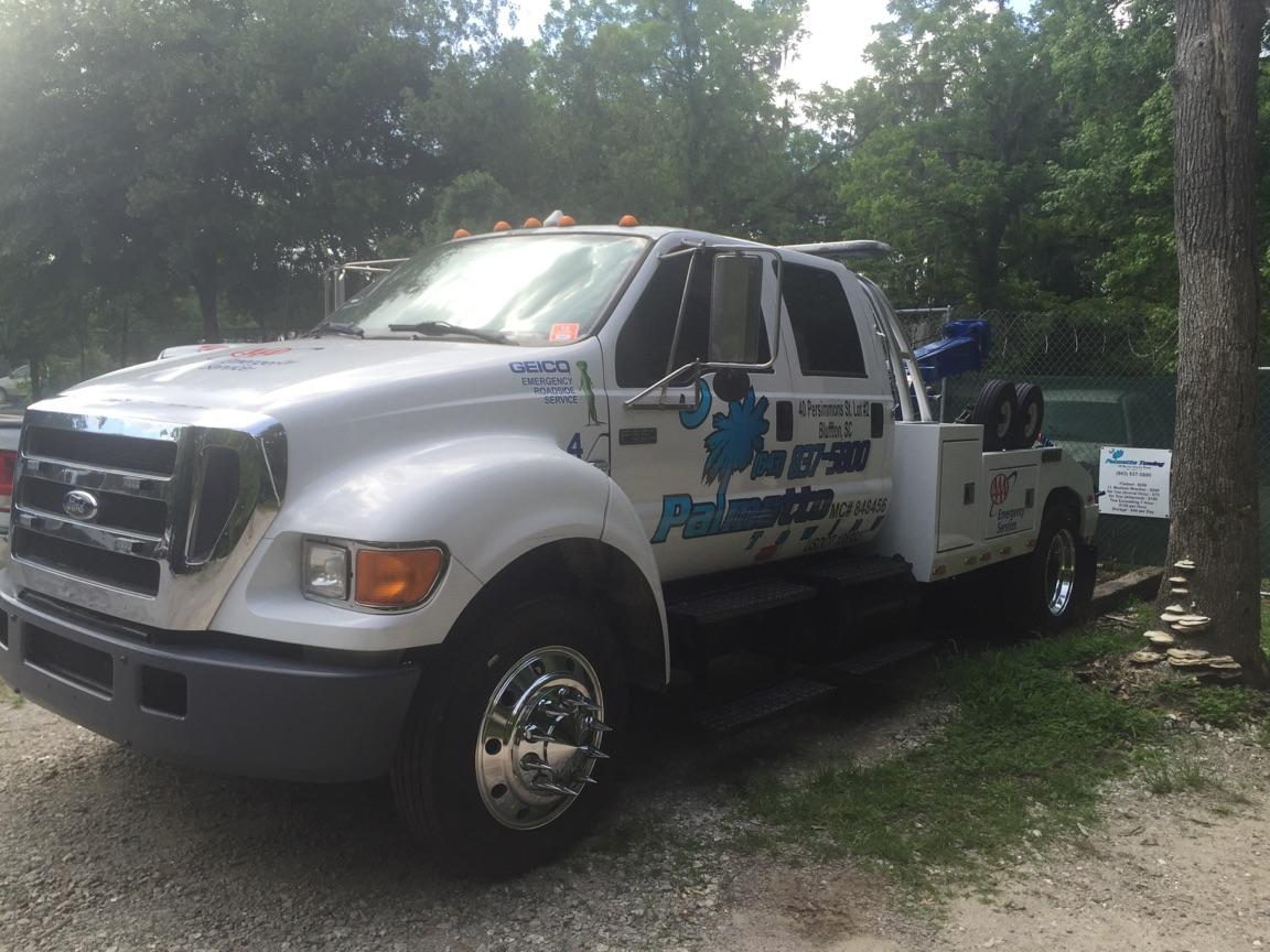 Palmetto Towing and Recovery image 4