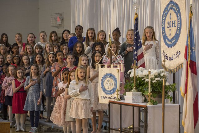 St. Mary's Episcopal School - Lower School image 4