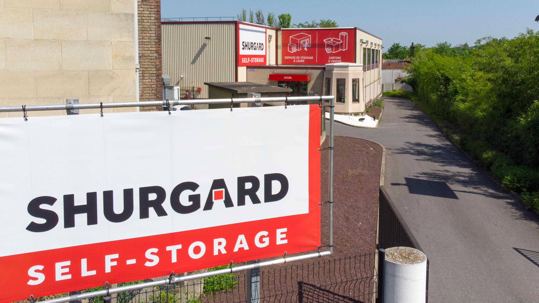Shurgard Self-Storage Champigny-sur-Marne