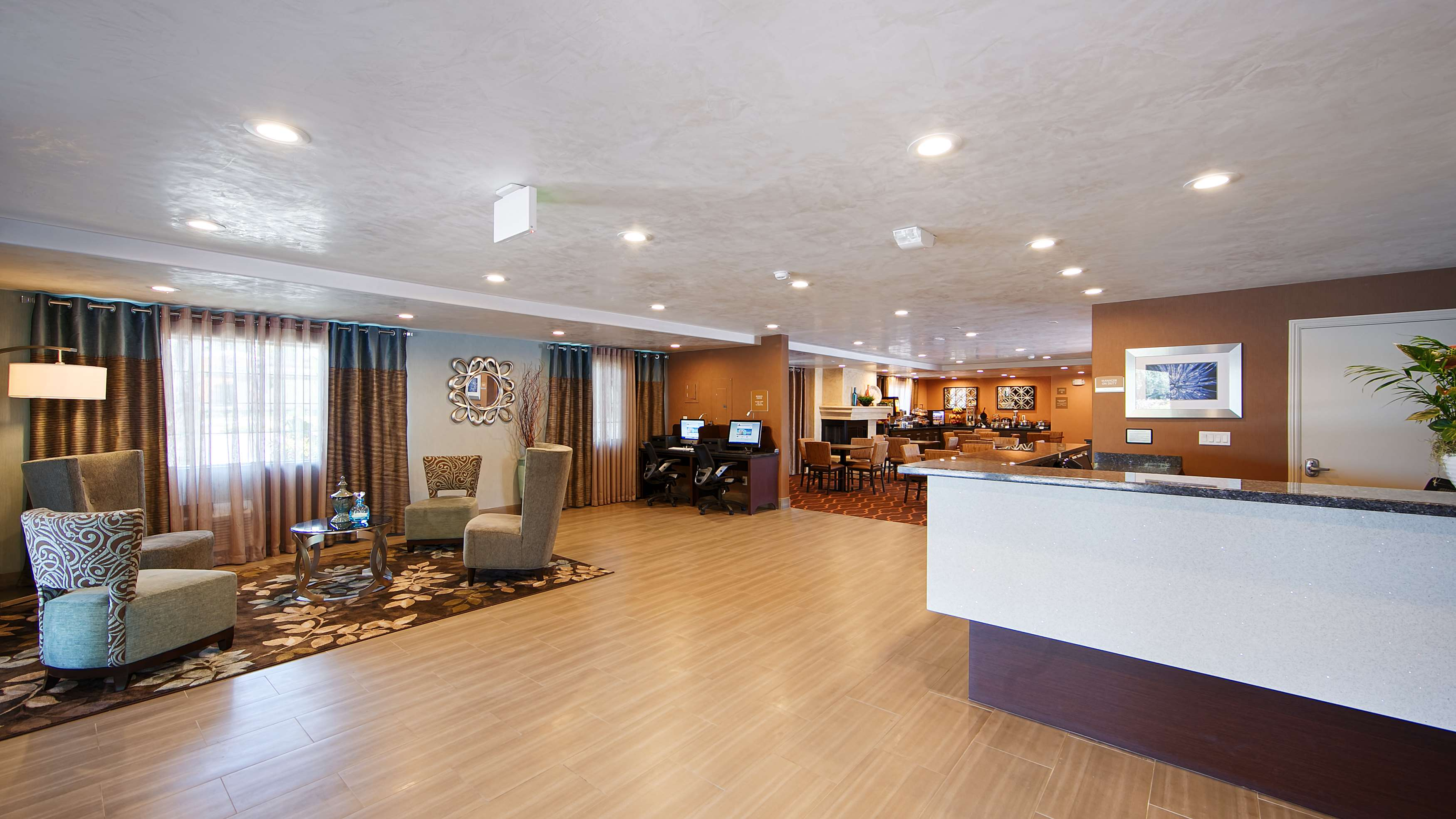 Best Western University Inn Santa Clara image 4