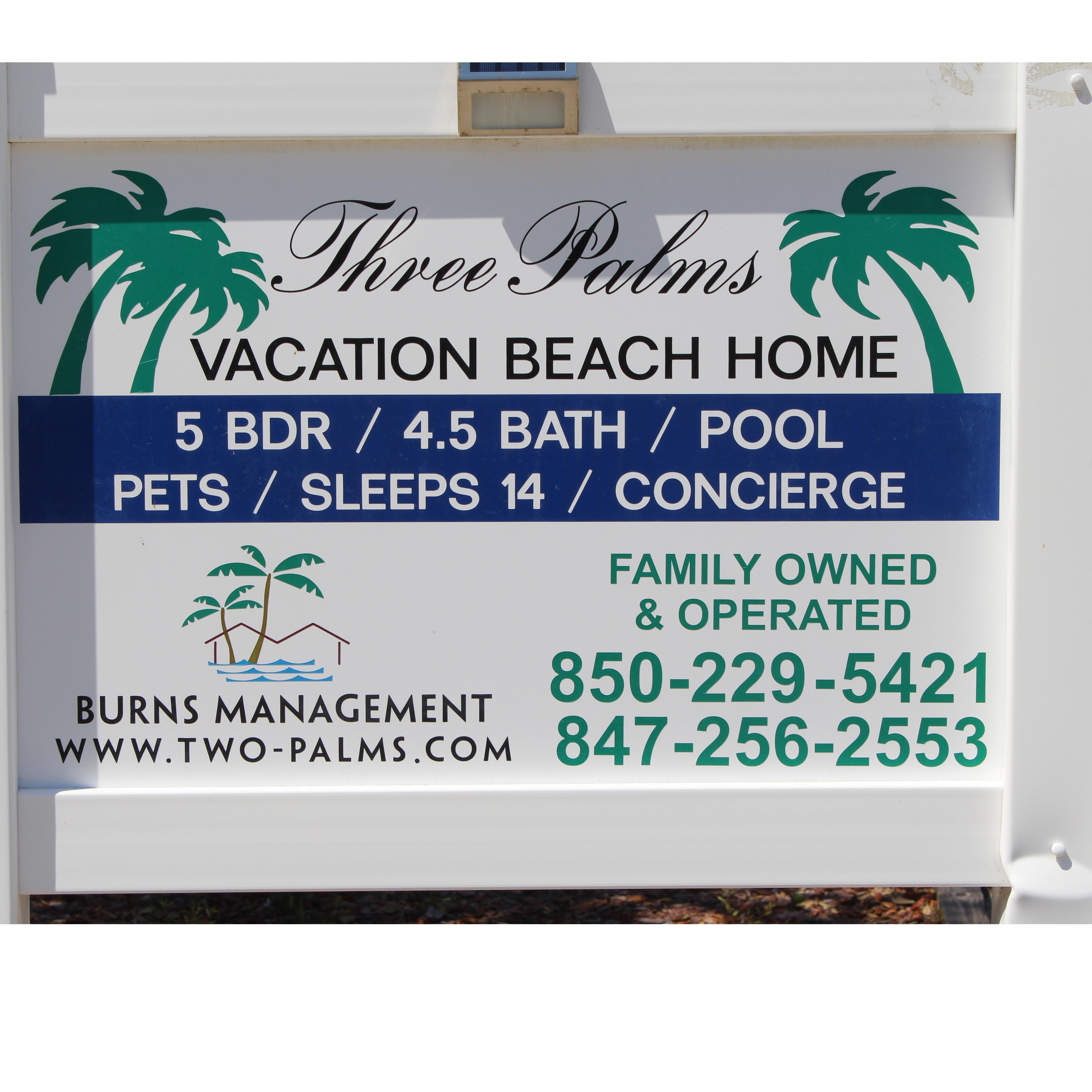 image of Burns Management Beach Vacation Rentals