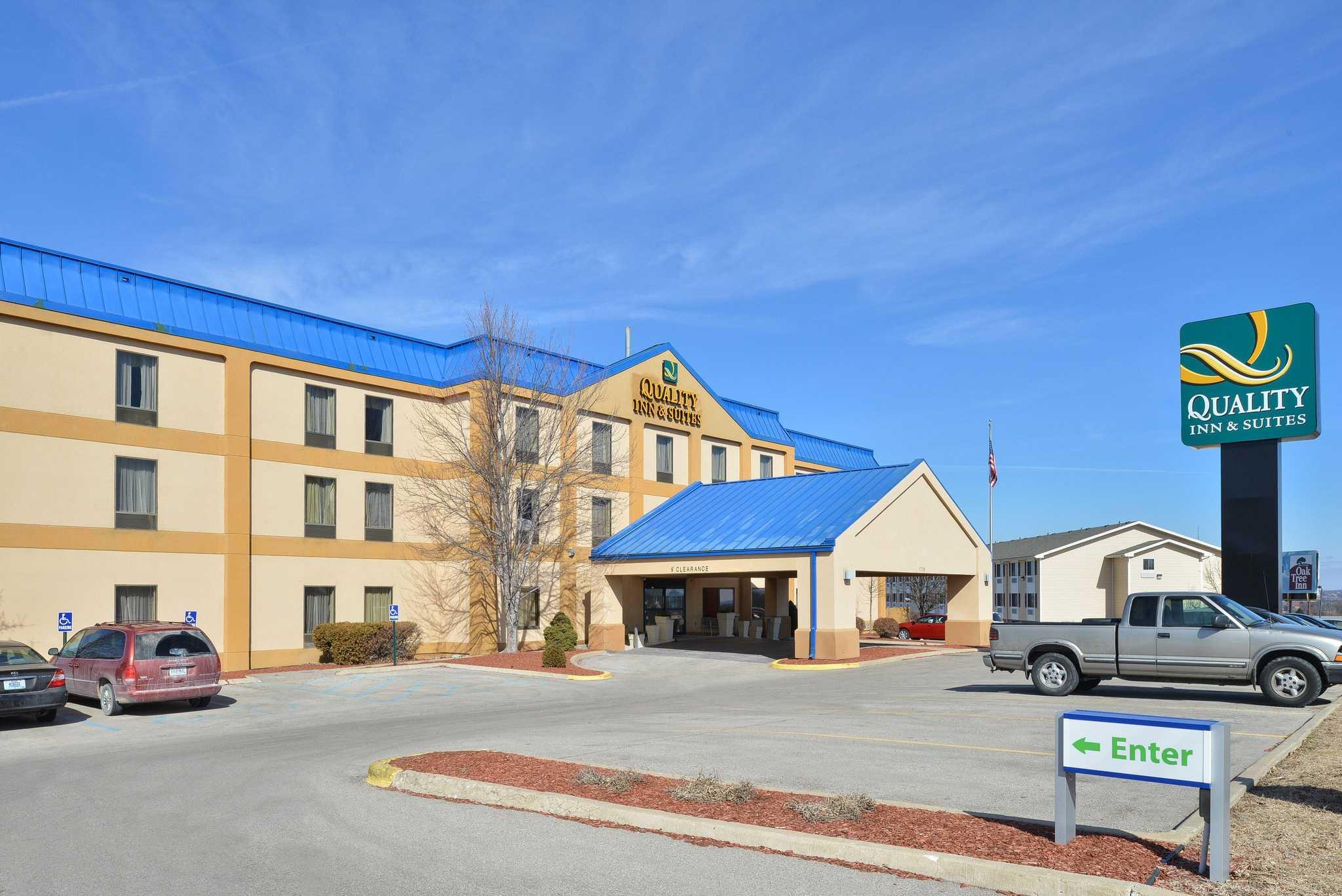 Quality Inn & Suites Jefferson City image 0