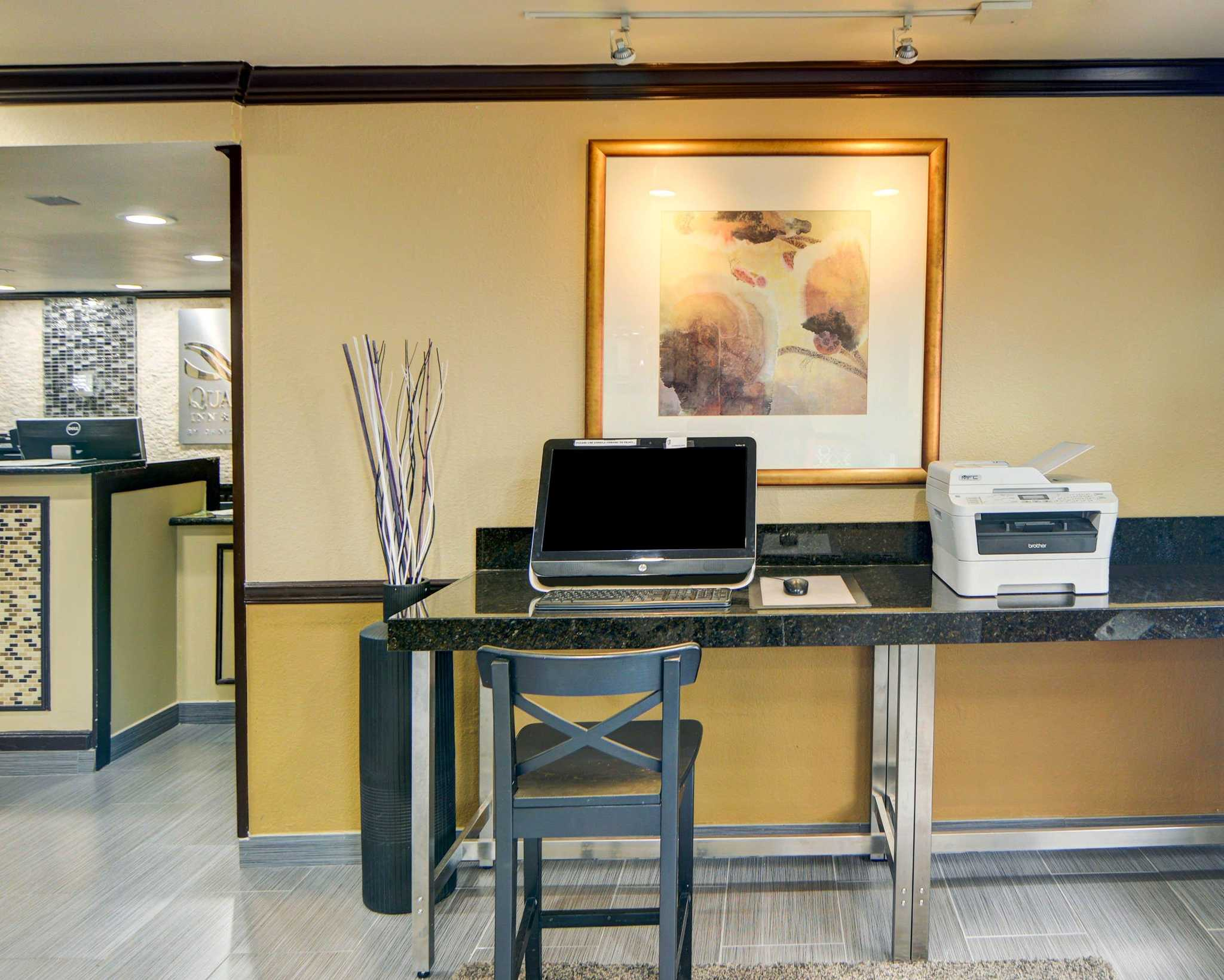 Quality Inn DFW Airport North image 34