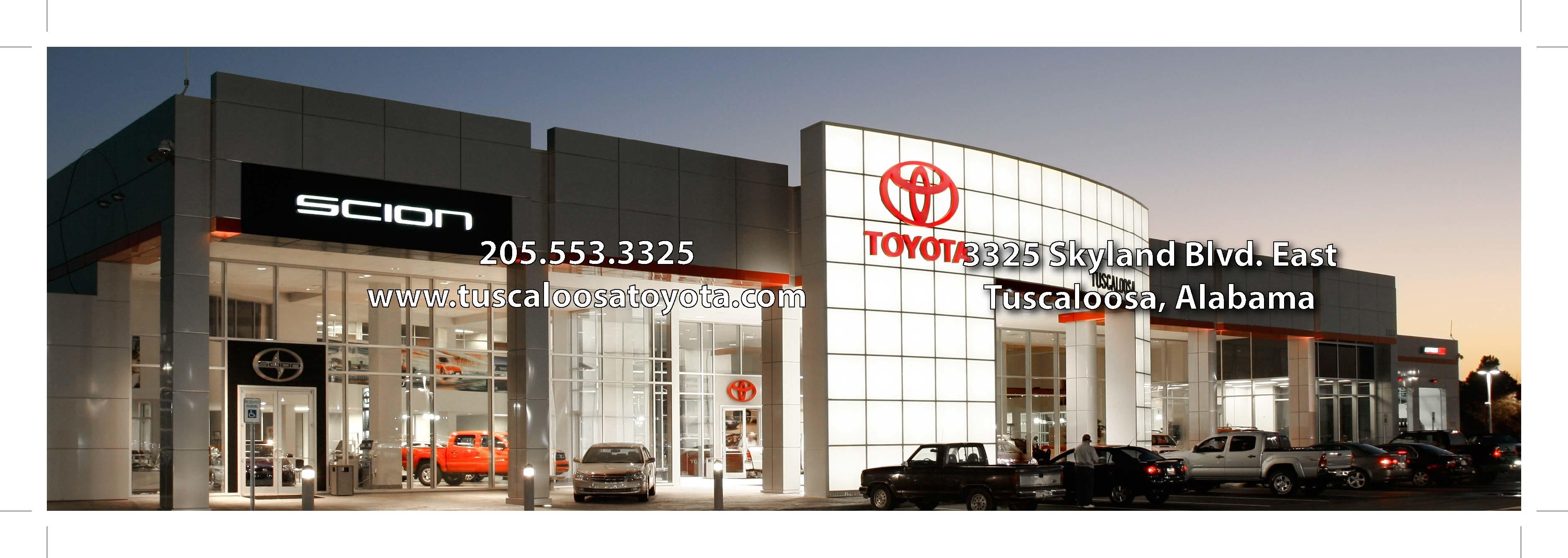 Alabama Toyota Dealerships Find A Toyota Dealer In Alabama