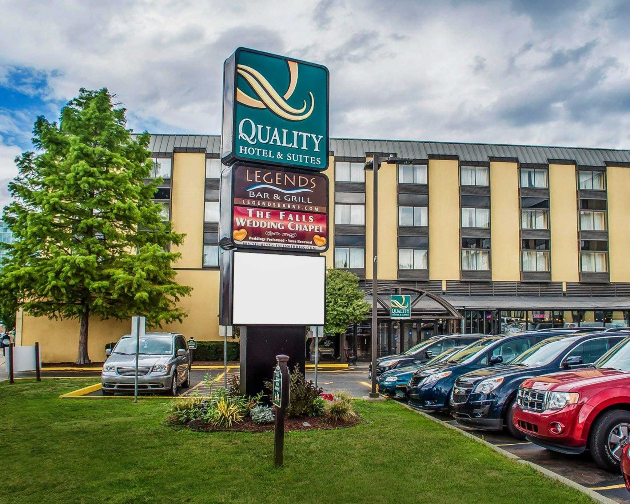 Quality Hotel And Suites Niagara Falls Ny Reviews