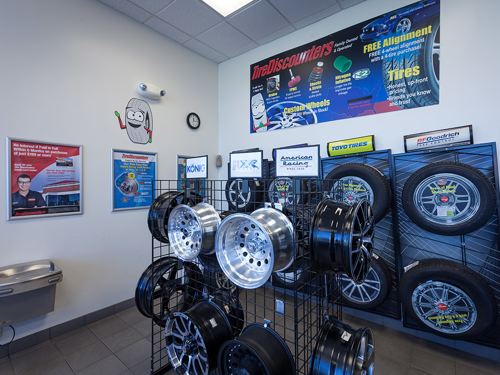Tire Discounters in Marysville, OH, photo #12