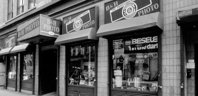 B&H Photo Video - New York, NY