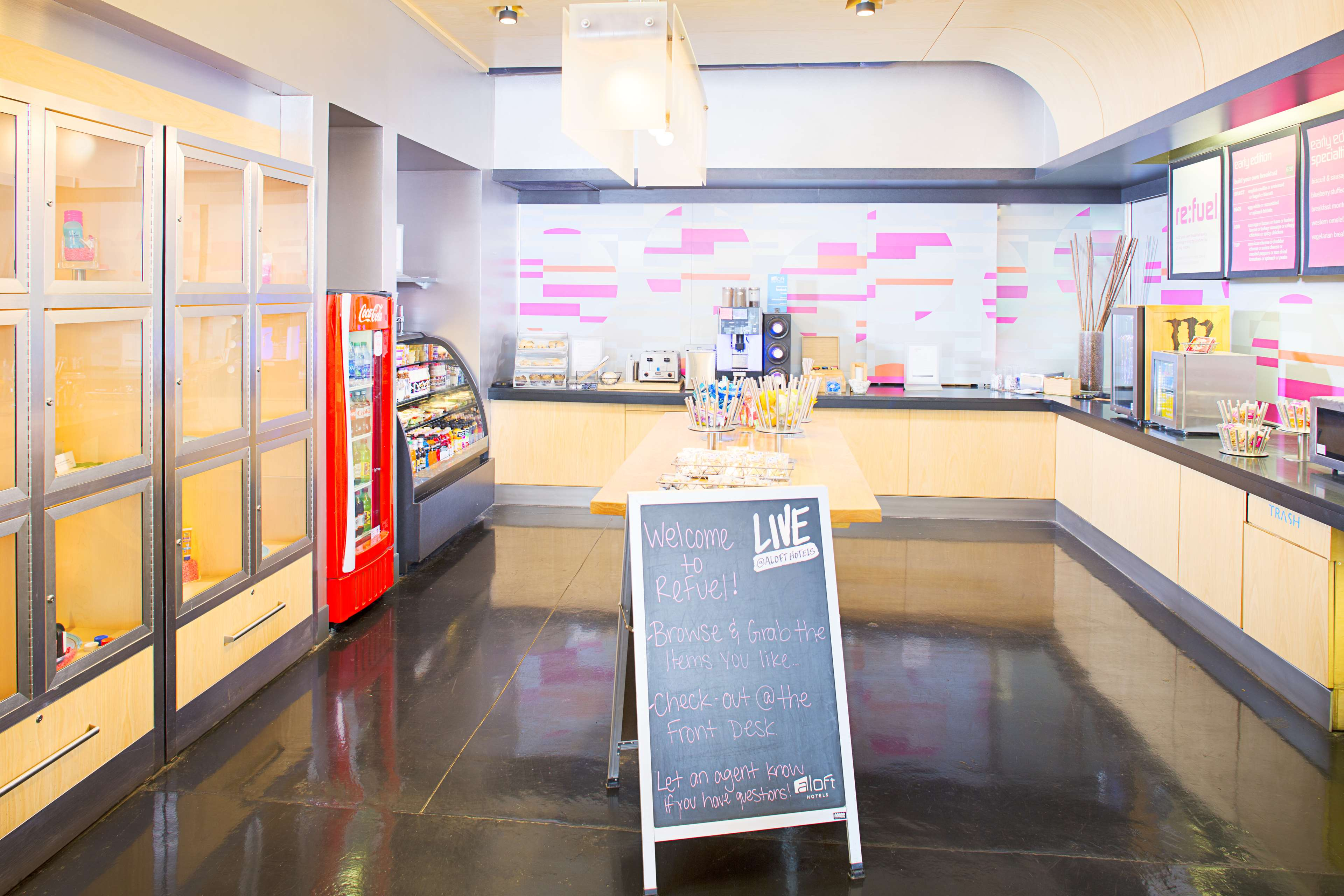 Aloft Charlotte Uptown at the EpiCentre image 9
