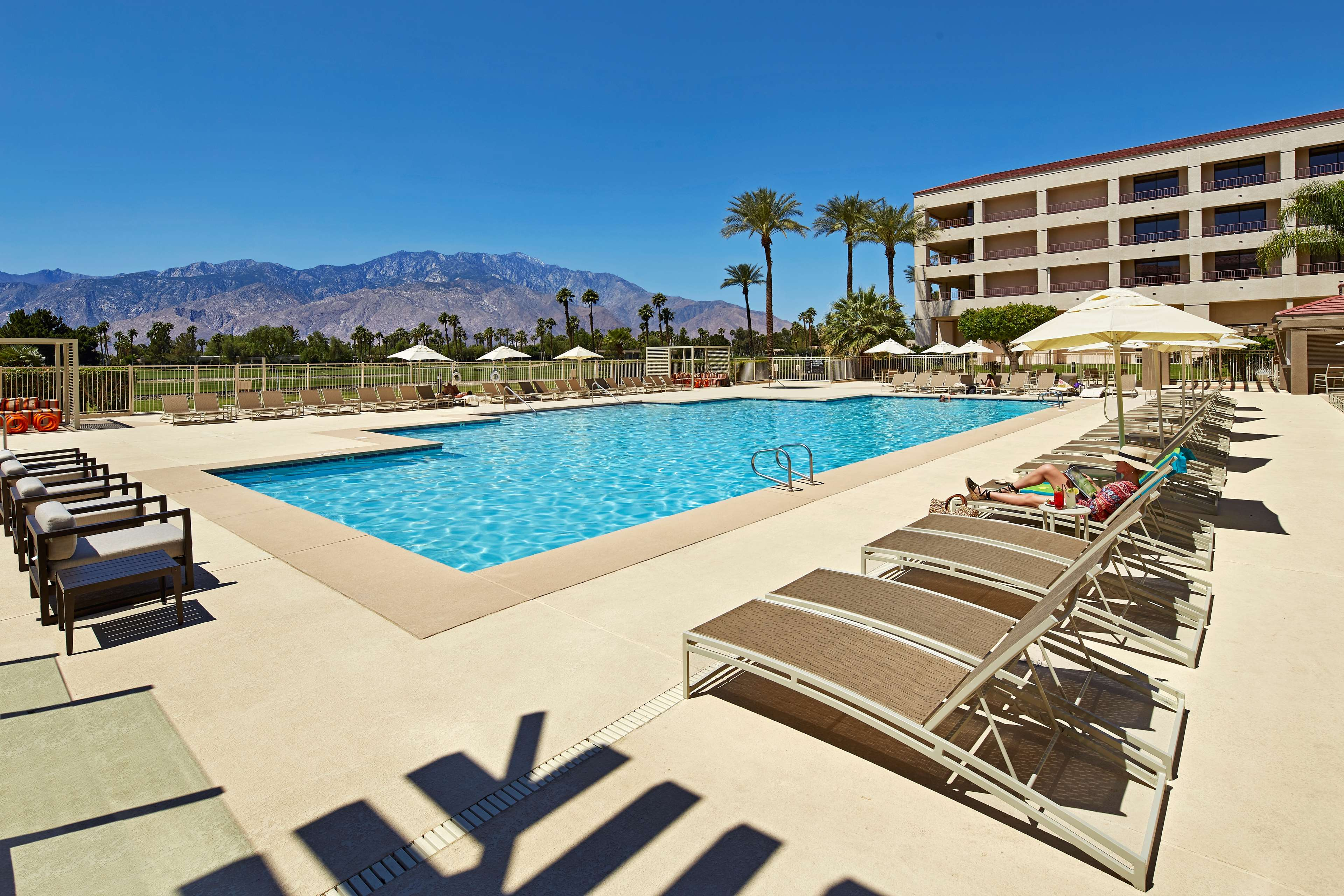 DoubleTree by Hilton Hotel Golf Resort Palm Springs image 18