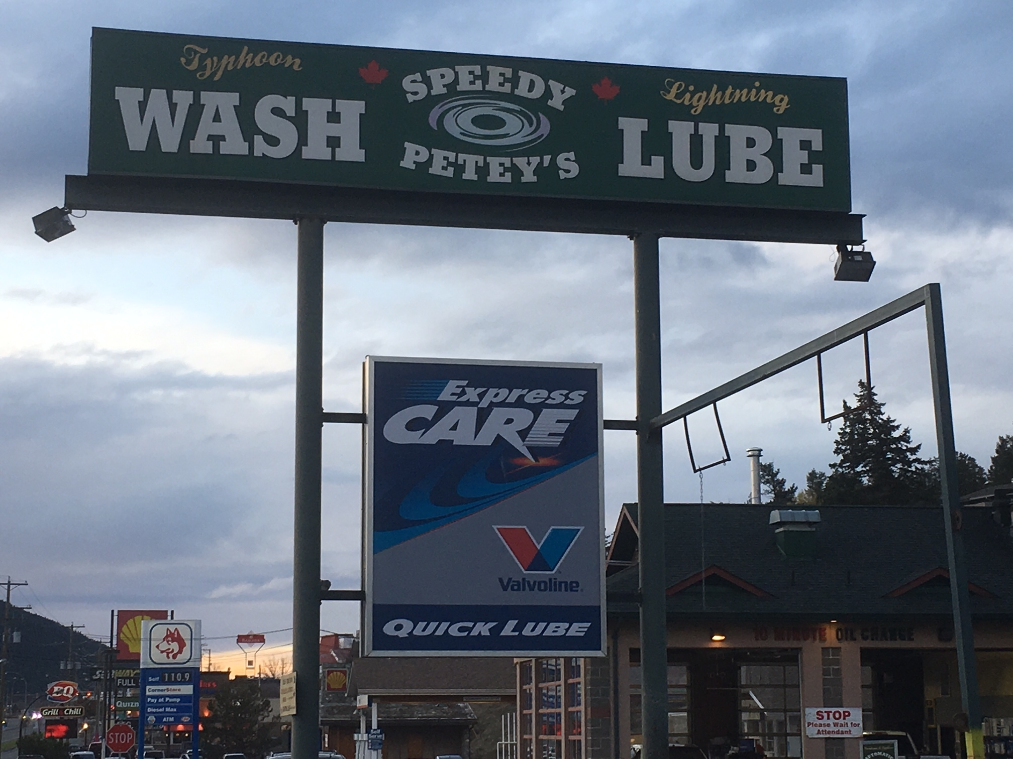 Speedy Petey's Carwash