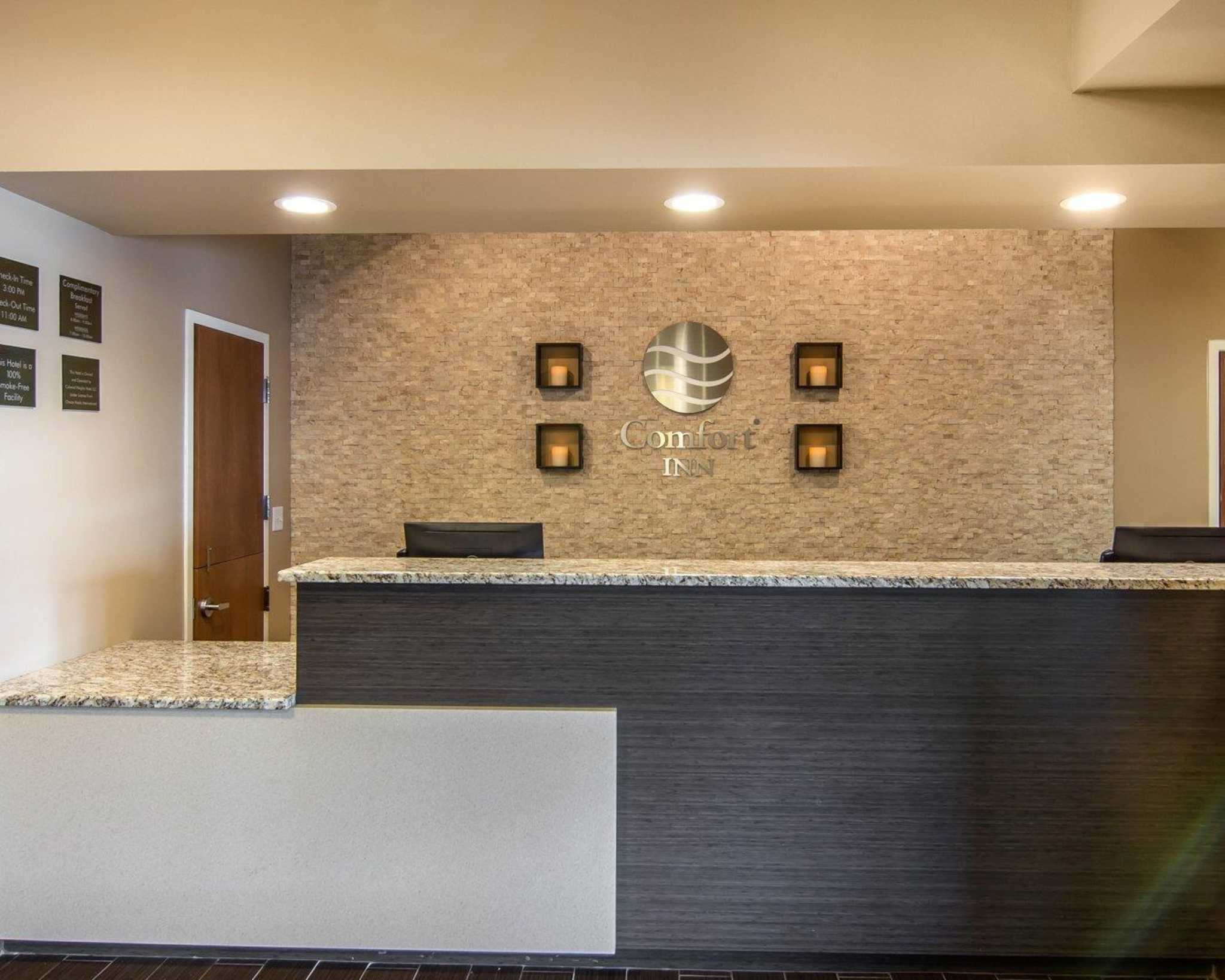 Comfort Inn South Chesterfield - Colonial Heights image 14