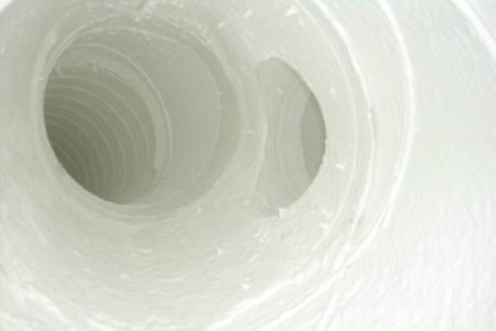 ECLS duct coating image 1