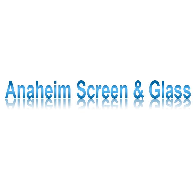 Anaheim Screen &Glass