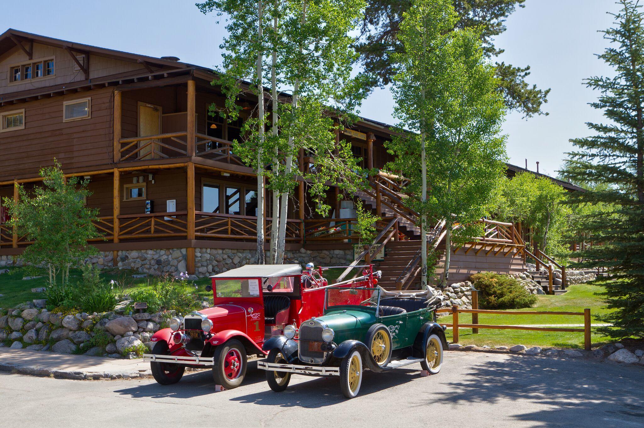 Grand Lake Lodge image 14