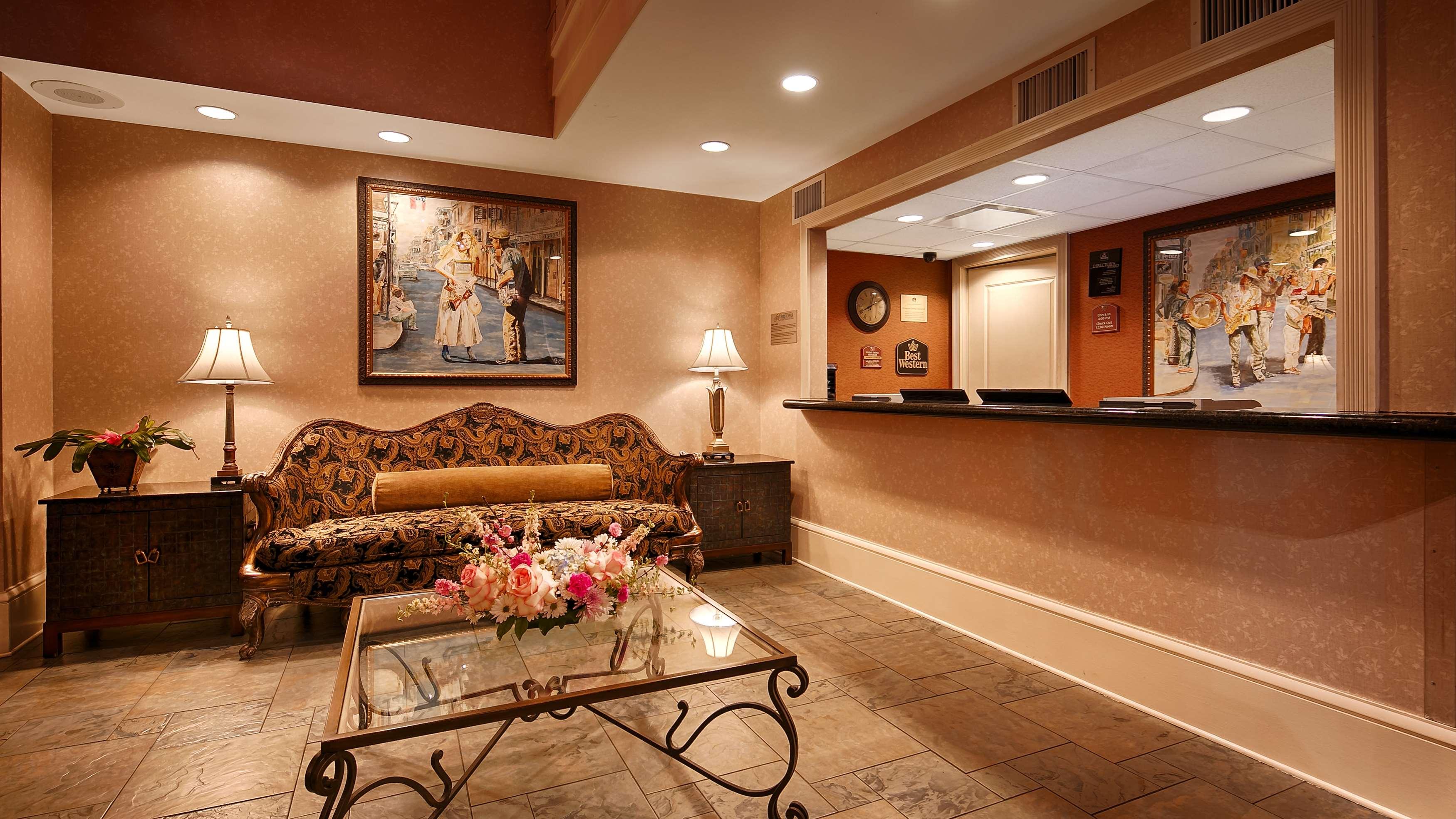 Best Western Plus St Christopher Hotel New Orleans La