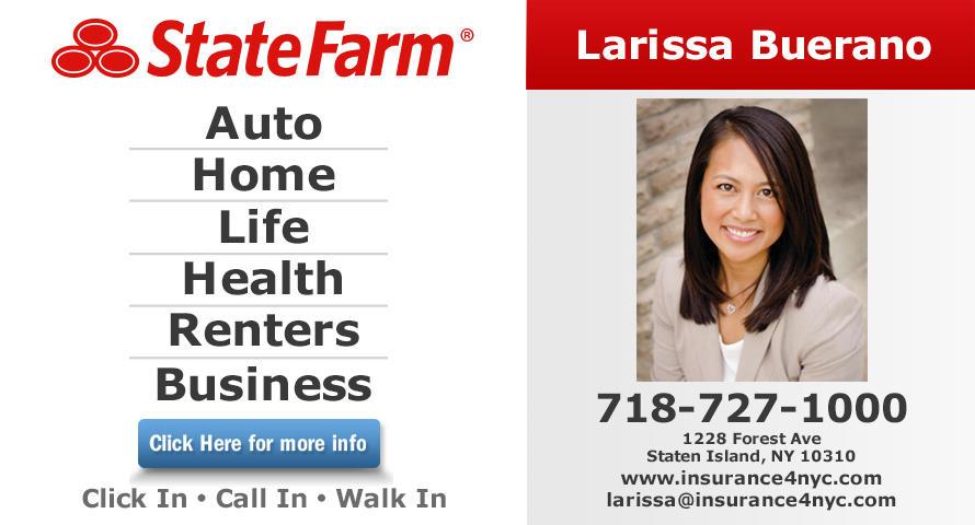 Larissa Buerano - State Farm Insurance Agent image 0