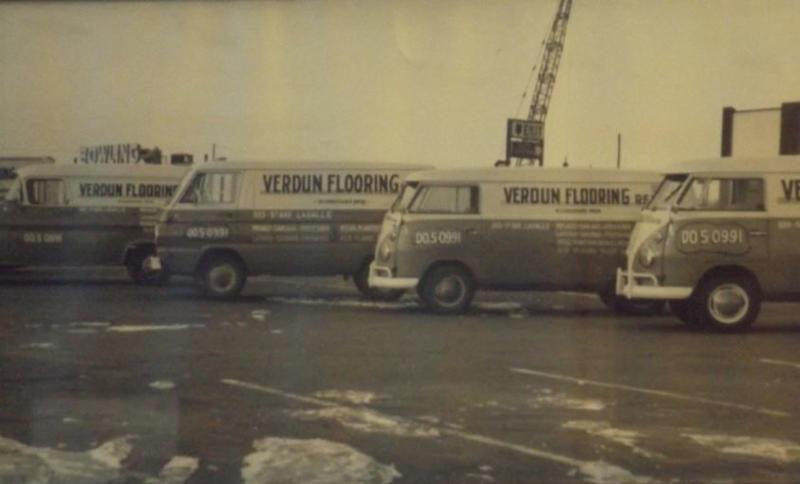 Planchers Verdun Inc à Lasalle