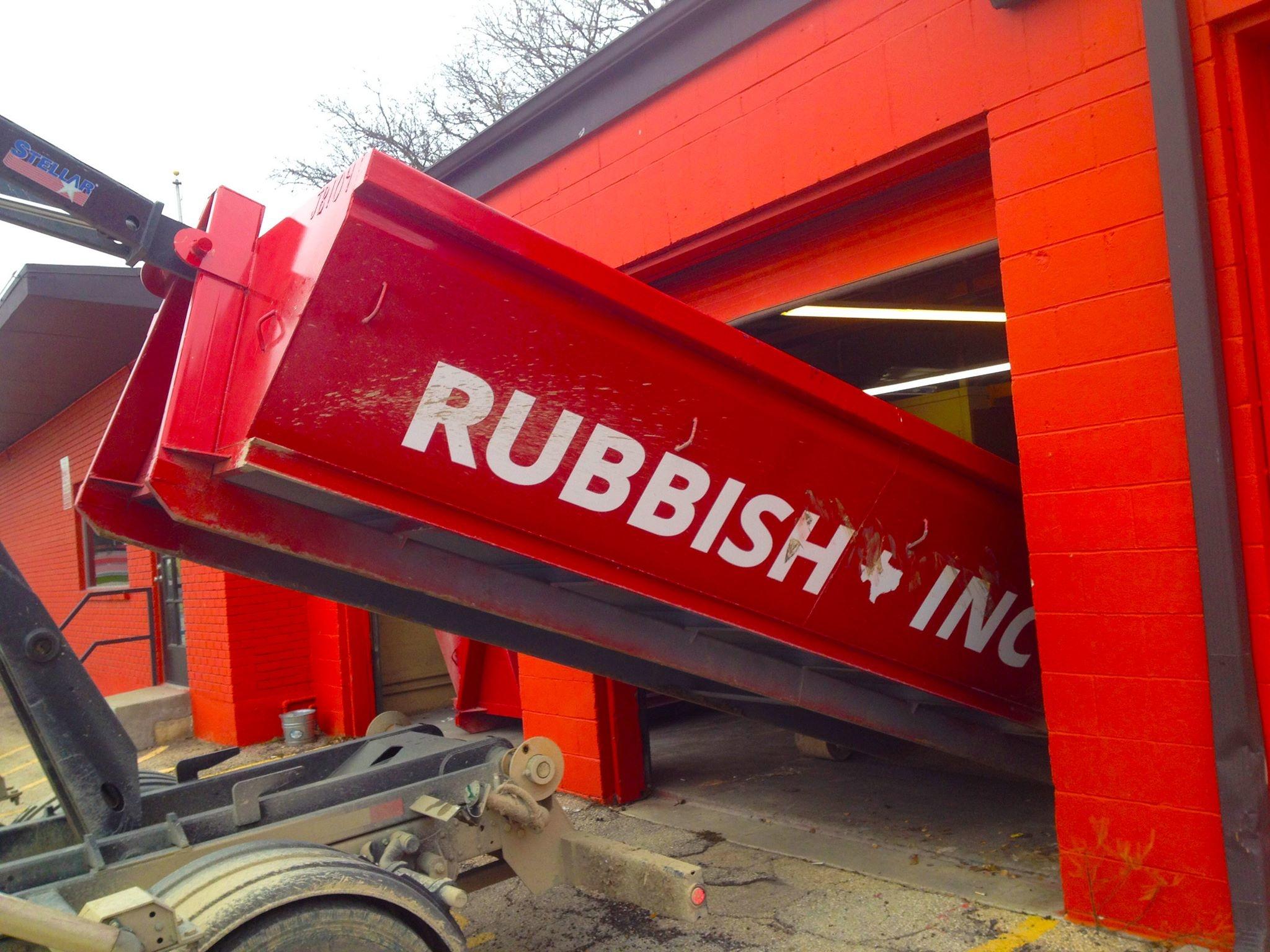 Rubbish Inc - West Austin image 3