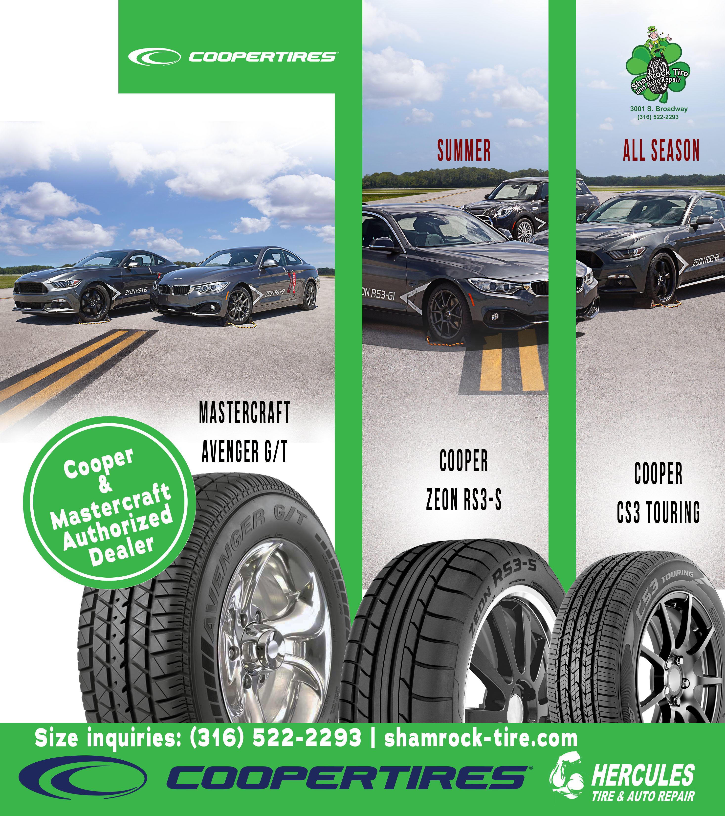 Shamrock Tire & Auto Repair