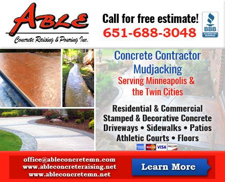 Able Concrete Raising & Pouring, Inc. image 0