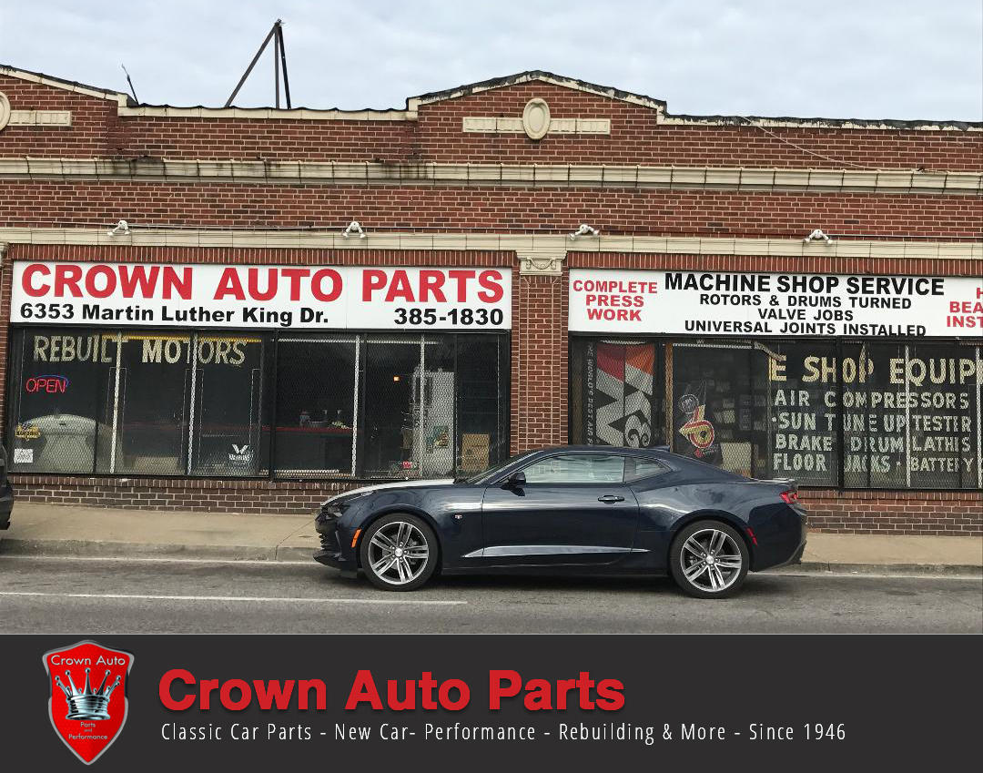 Crown Auto Parts & Rebuilding image 0