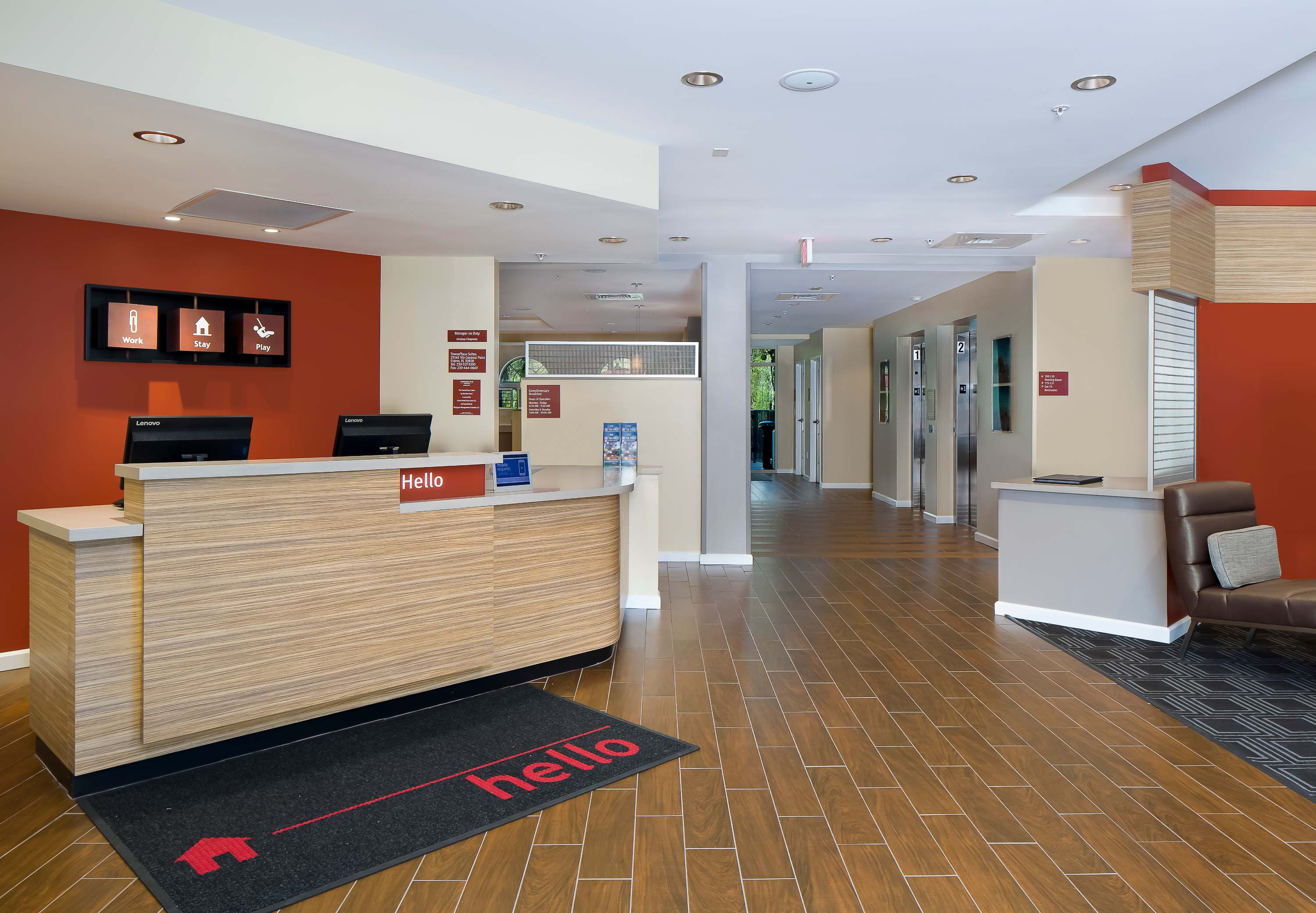 TownePlace Suites by Marriott Fort Myers Estero image 2