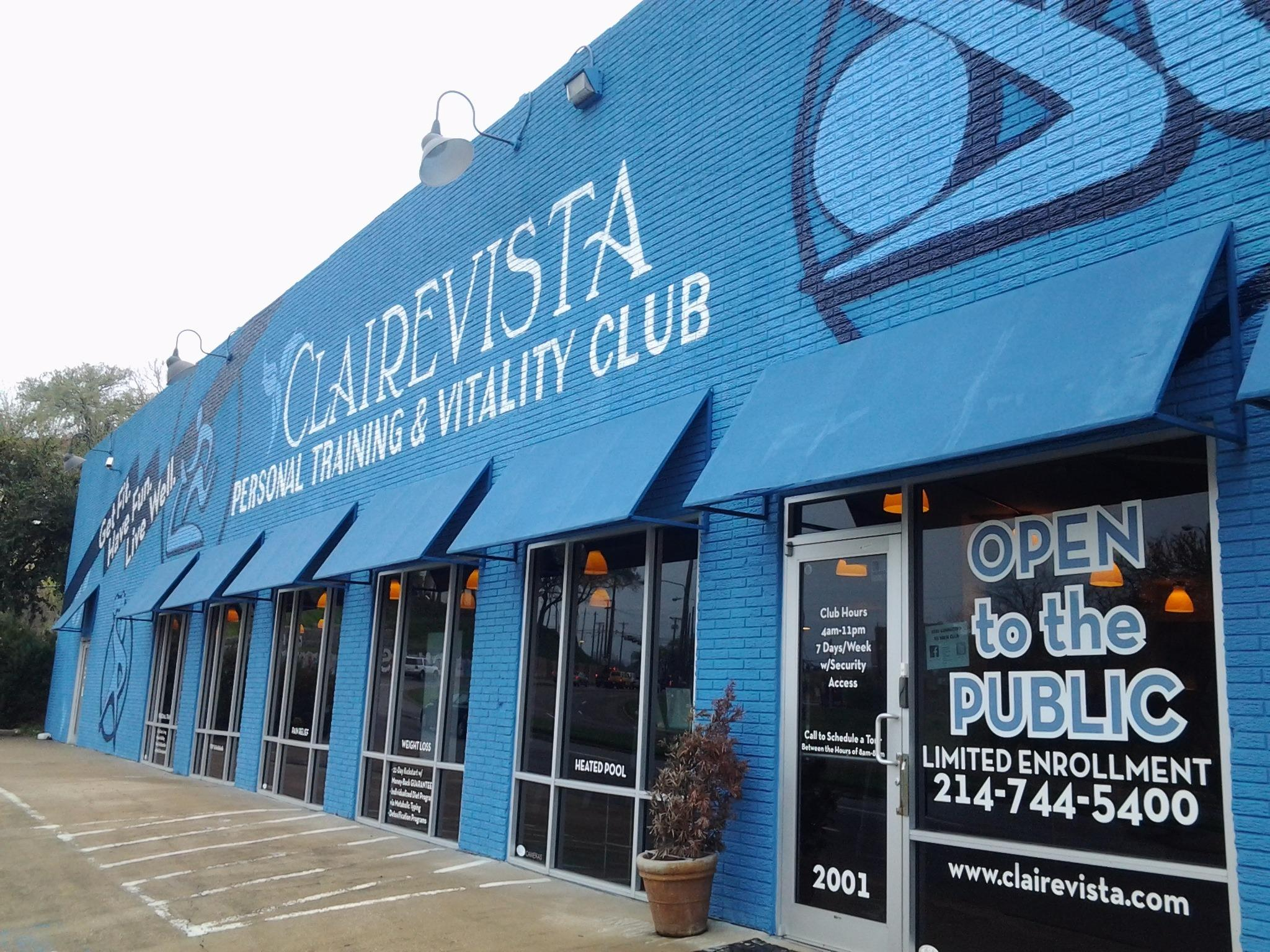 Clairevista Vitality Club
