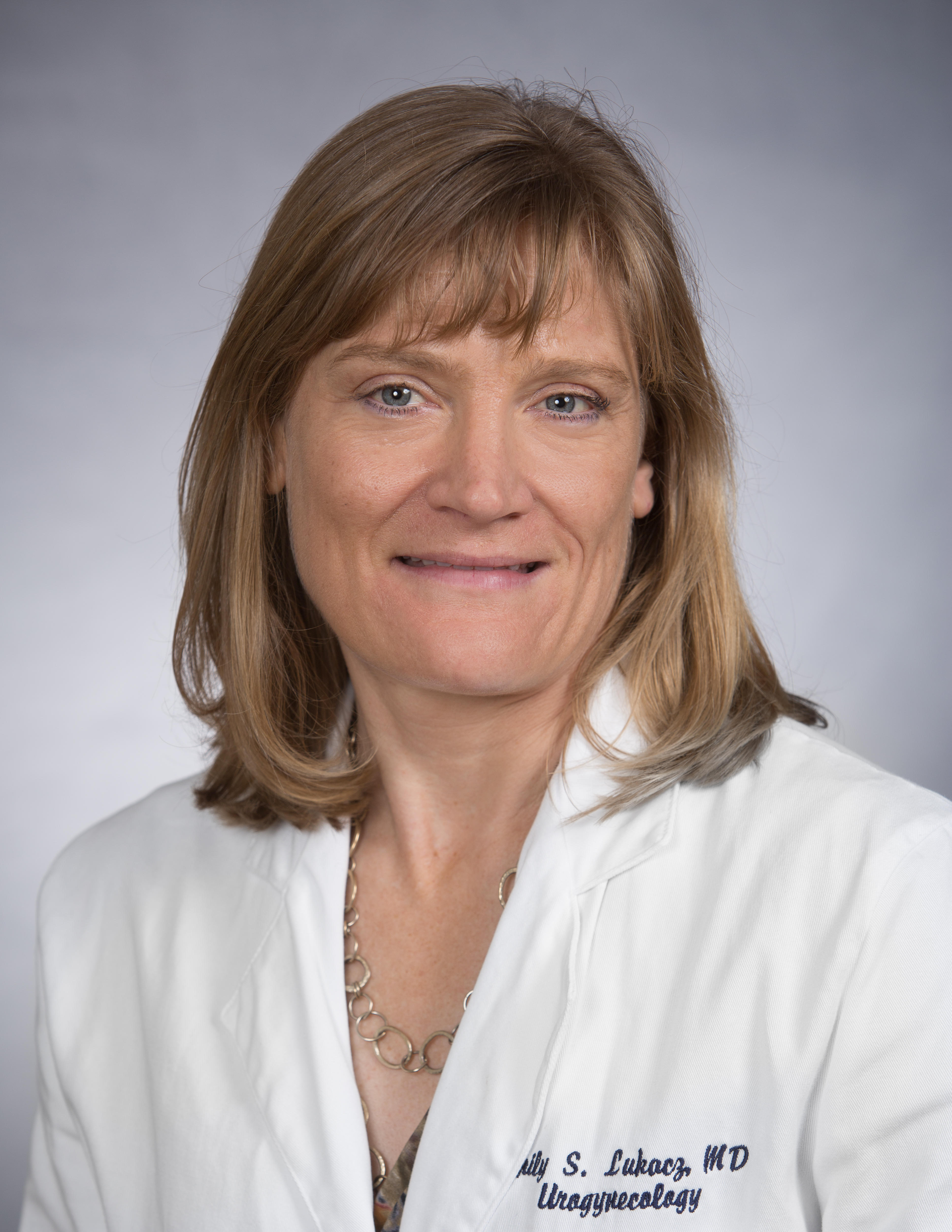 Image For Dr. Emily  Lukacz MD