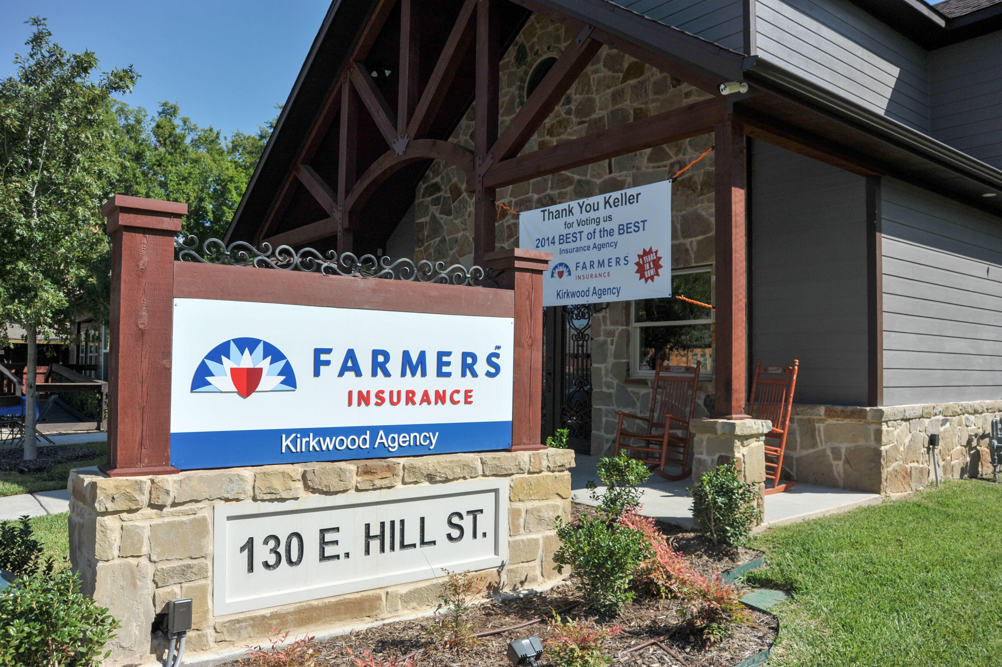 Farmers Insurance - Edward Kirkwood image 1