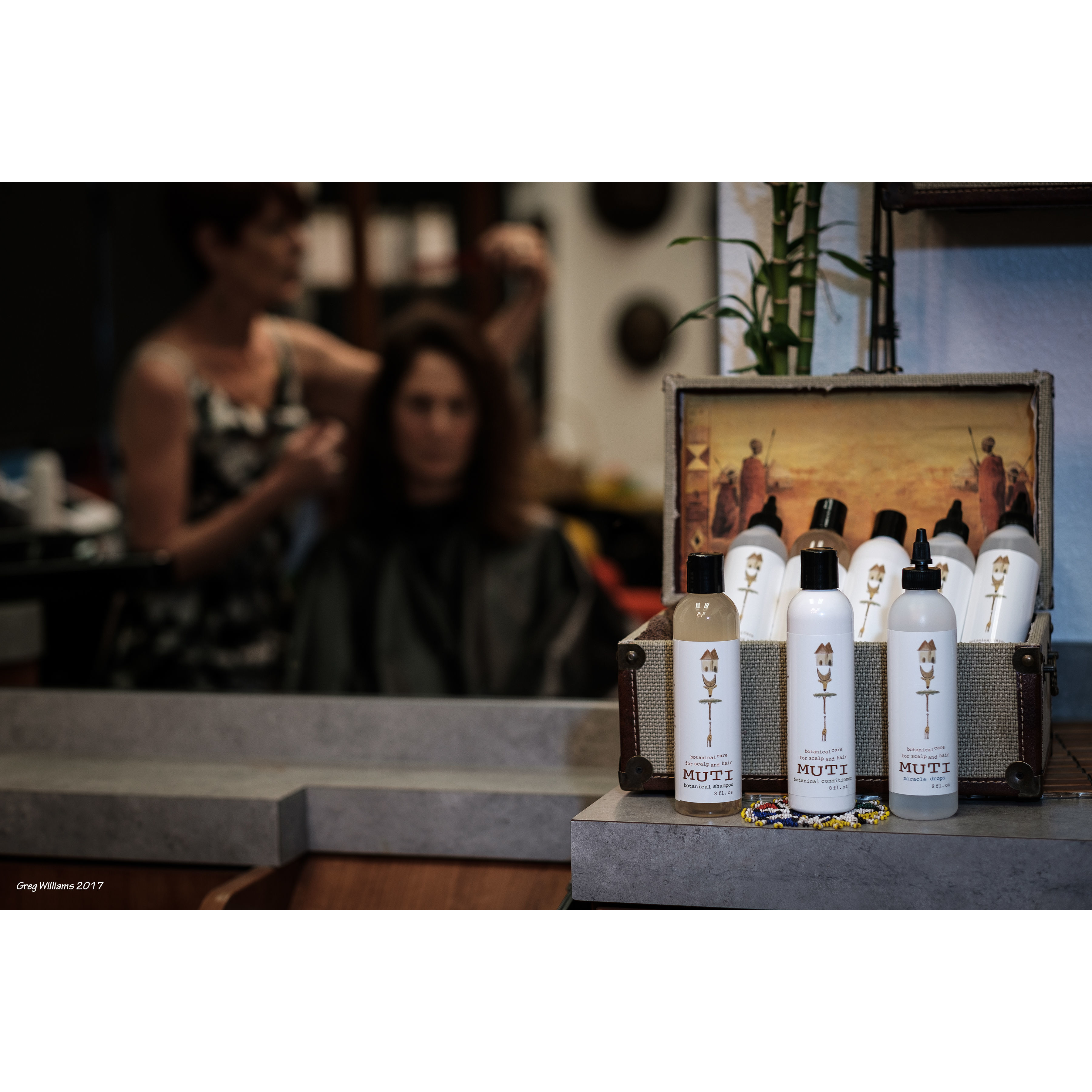 Muti Hair Design Studio