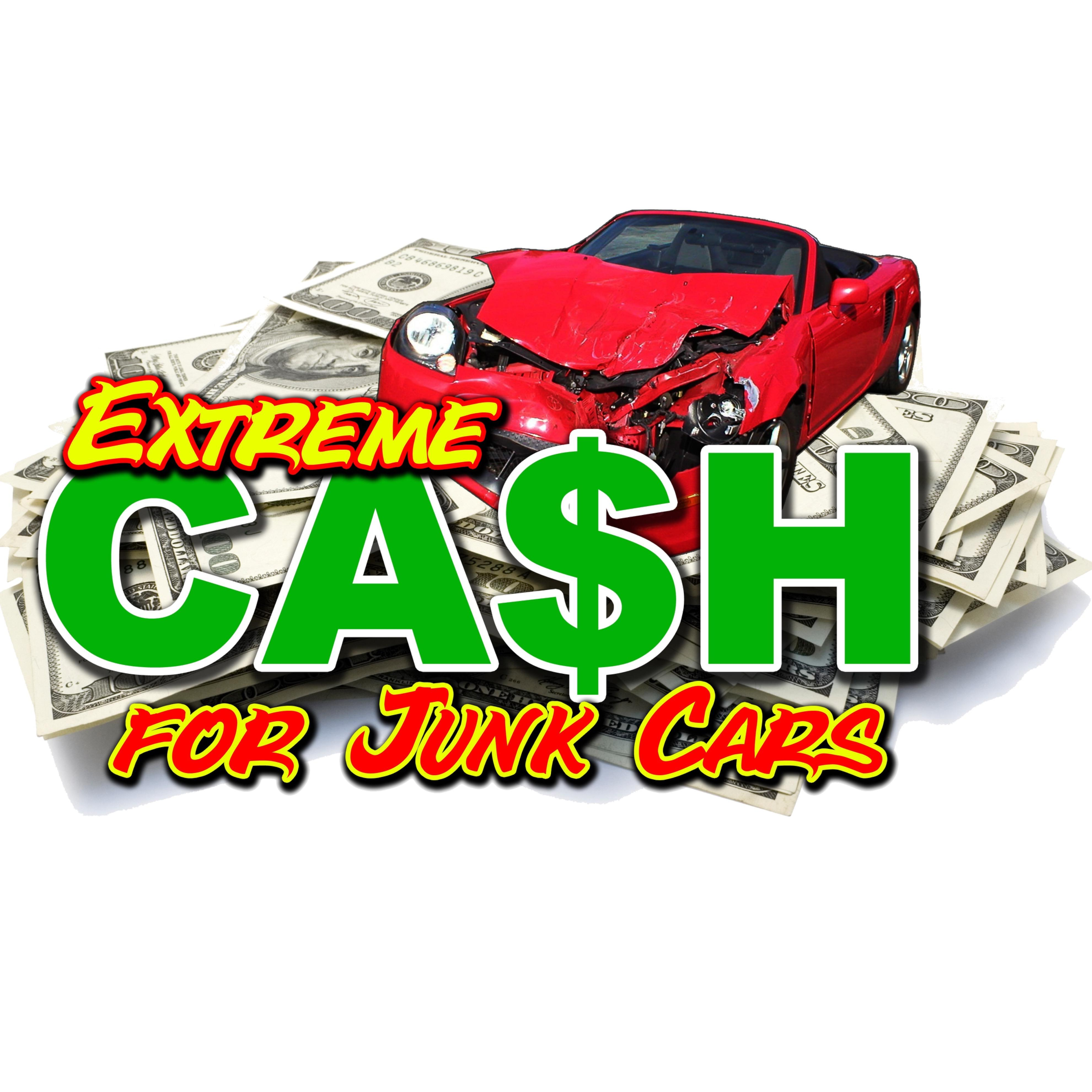 Extreme Cash for Junk Cars/ Junk Car For Cash Removal