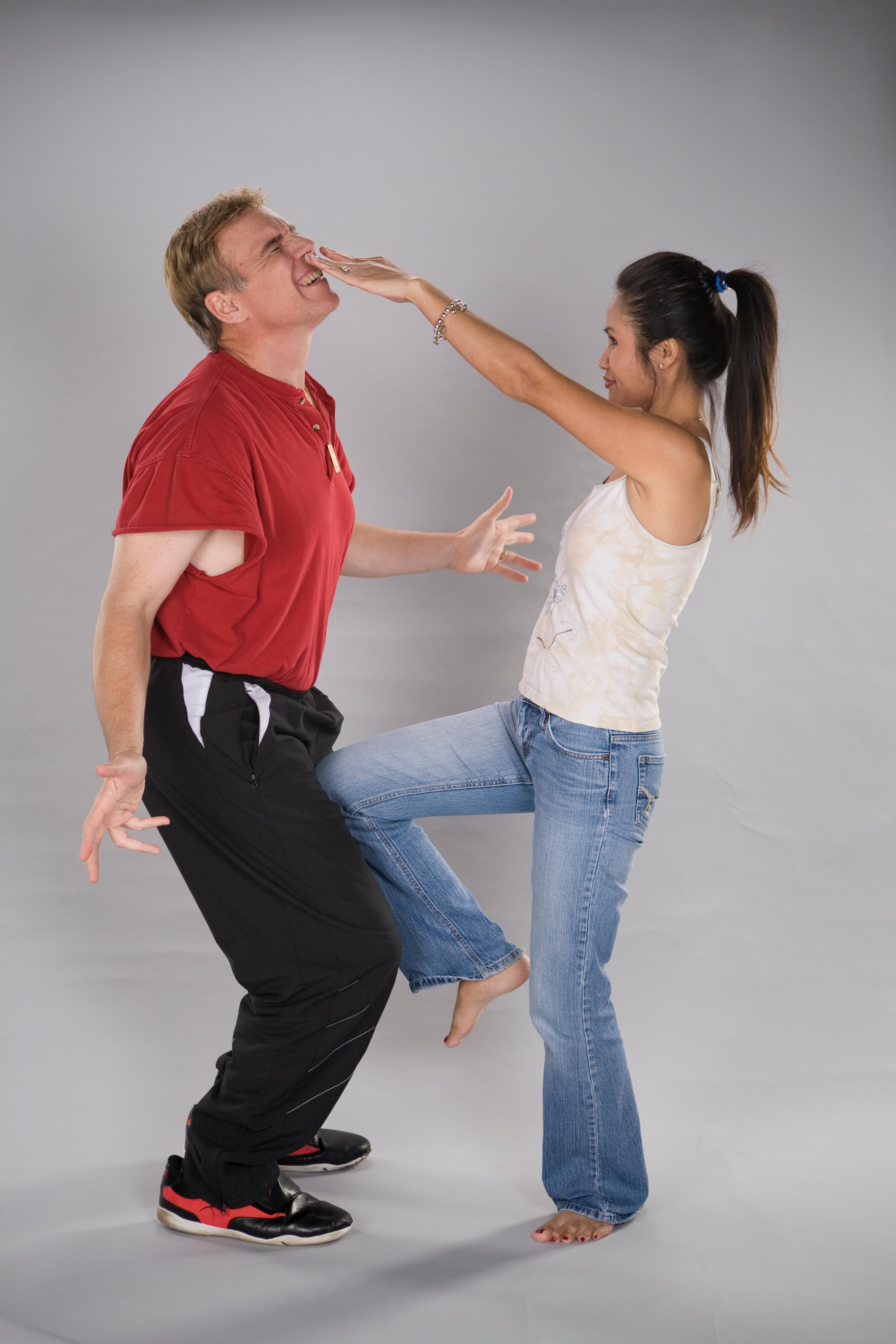 Self Defense For Women | www.imgkid.com - The Image Kid Has It!