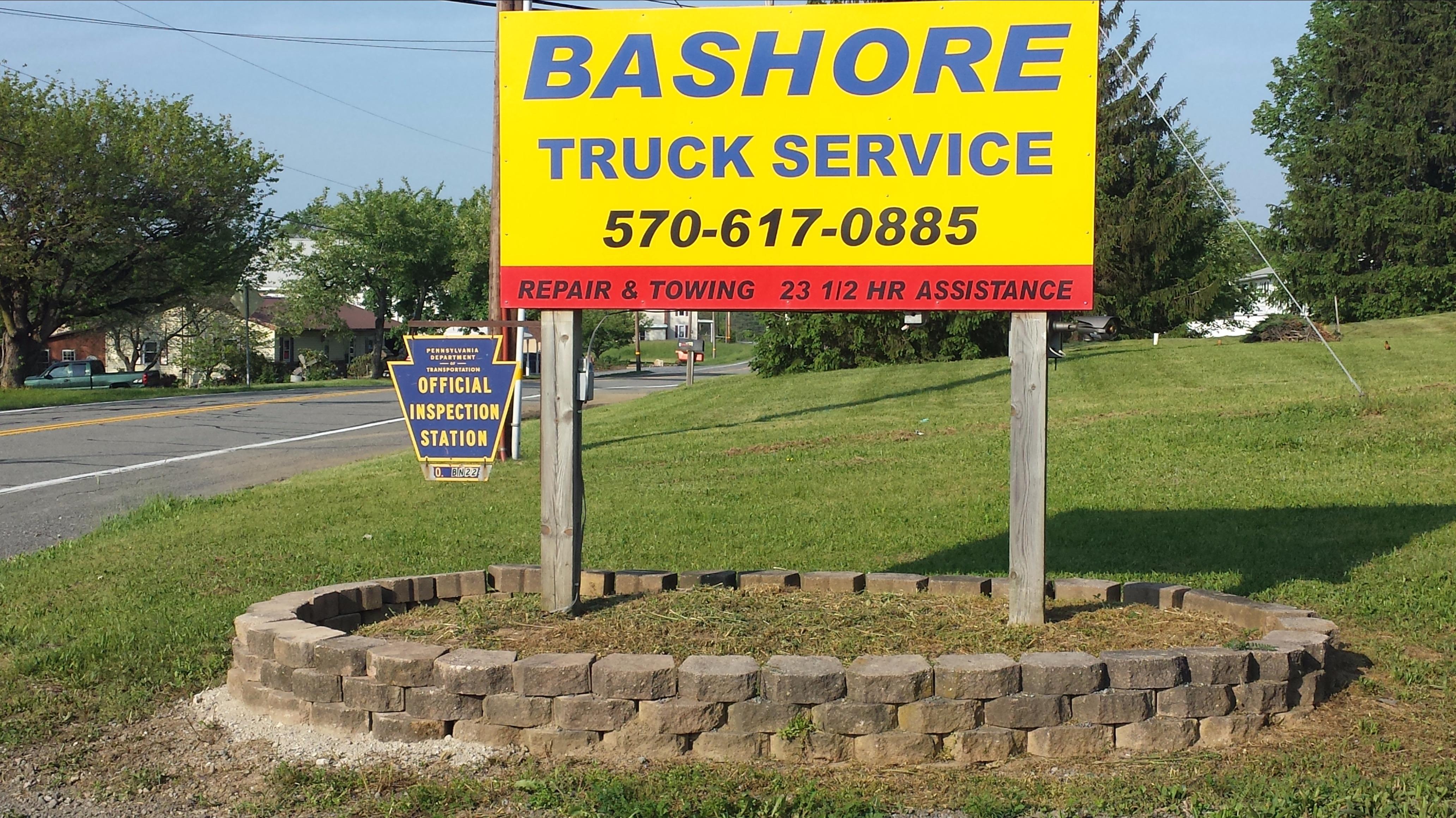 Bashore Truck service image 1