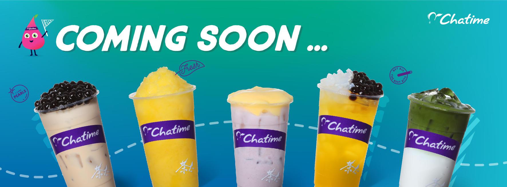 Chatime Bubble Tea & Slurping Noodles image 7