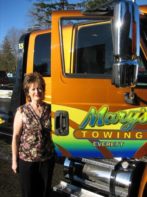 Mary's Towing image 5