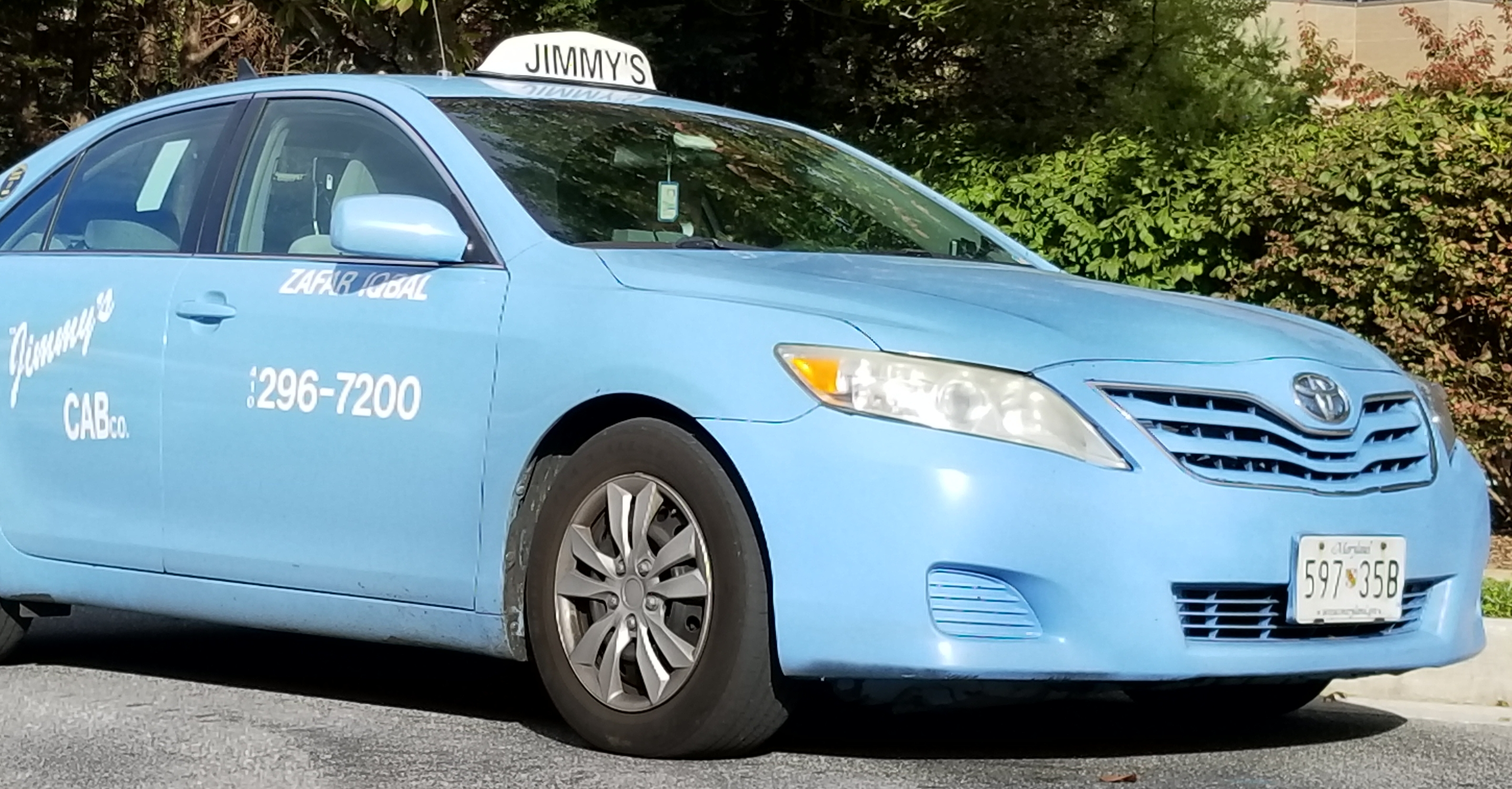 Jimmy's Cab Co image 3