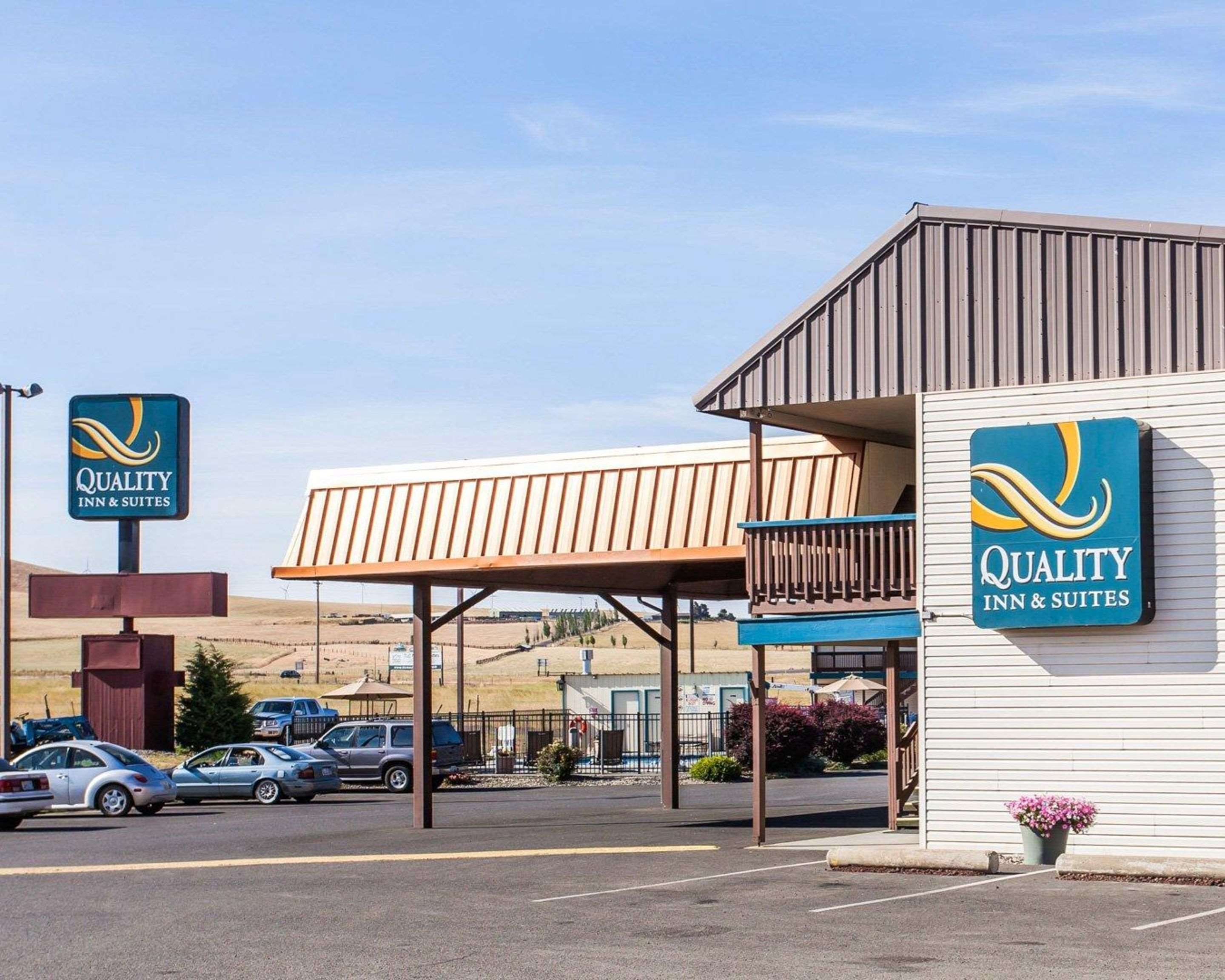 Quality Inn & Suites Goldendale in Goldendale, WA, photo #3