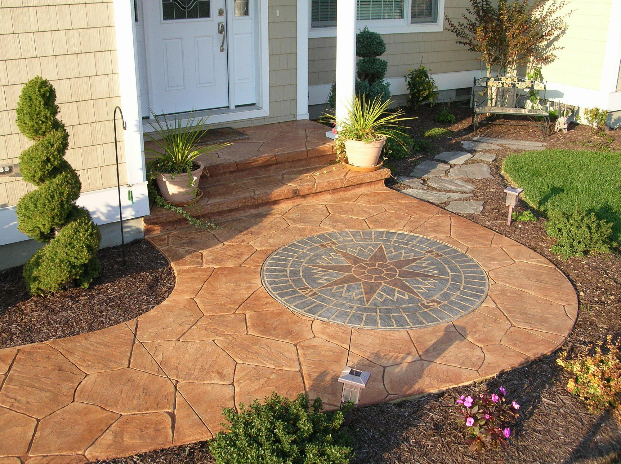 Hayes and Sons Stamped Concrete image 4