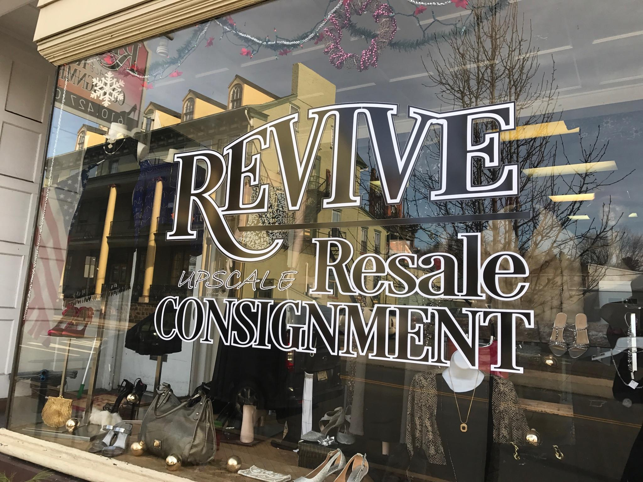 Revive Upscale Resale Consignment image 0
