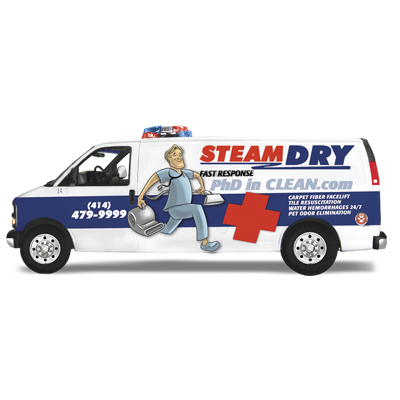 Steamdry Complete Carpet Care image 0