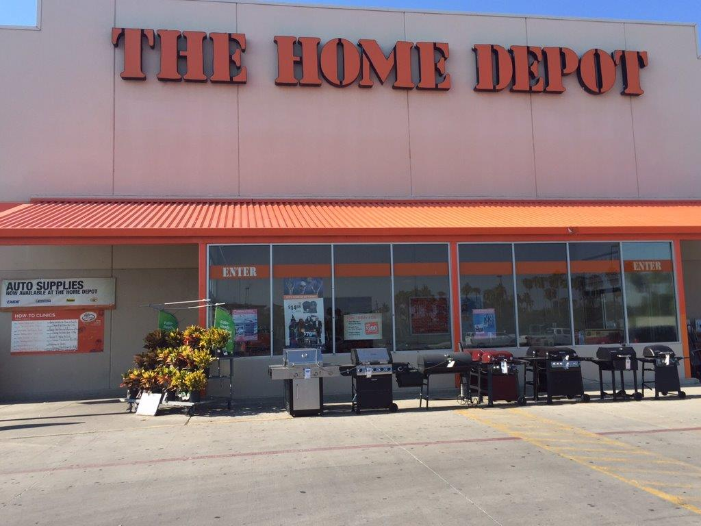 The Home Depot 4551 Padre Island Hwy Brownsville Tx Hardware Stores