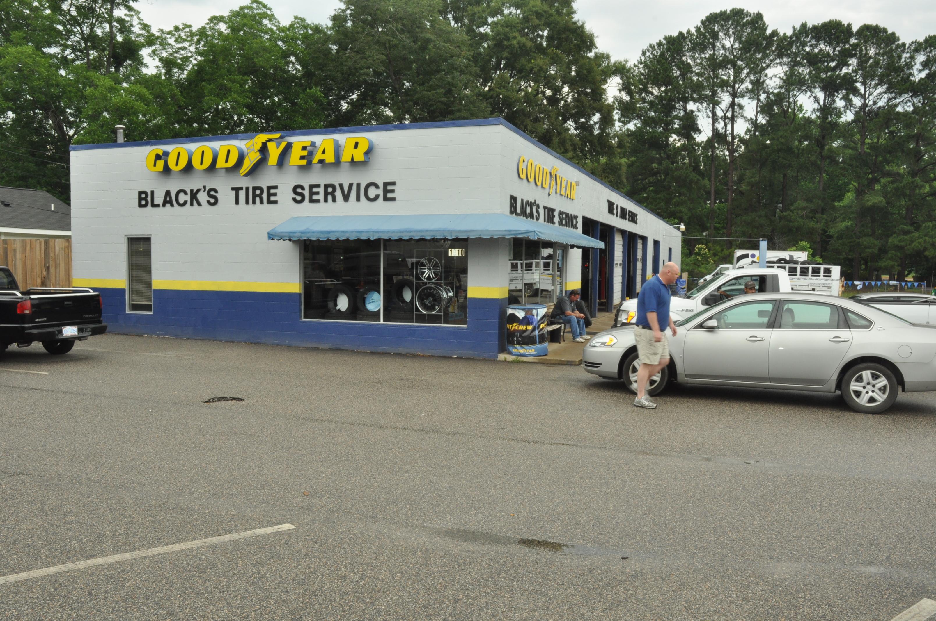 black 39 s tire auto services in lumberton nc 910 258 0. Black Bedroom Furniture Sets. Home Design Ideas