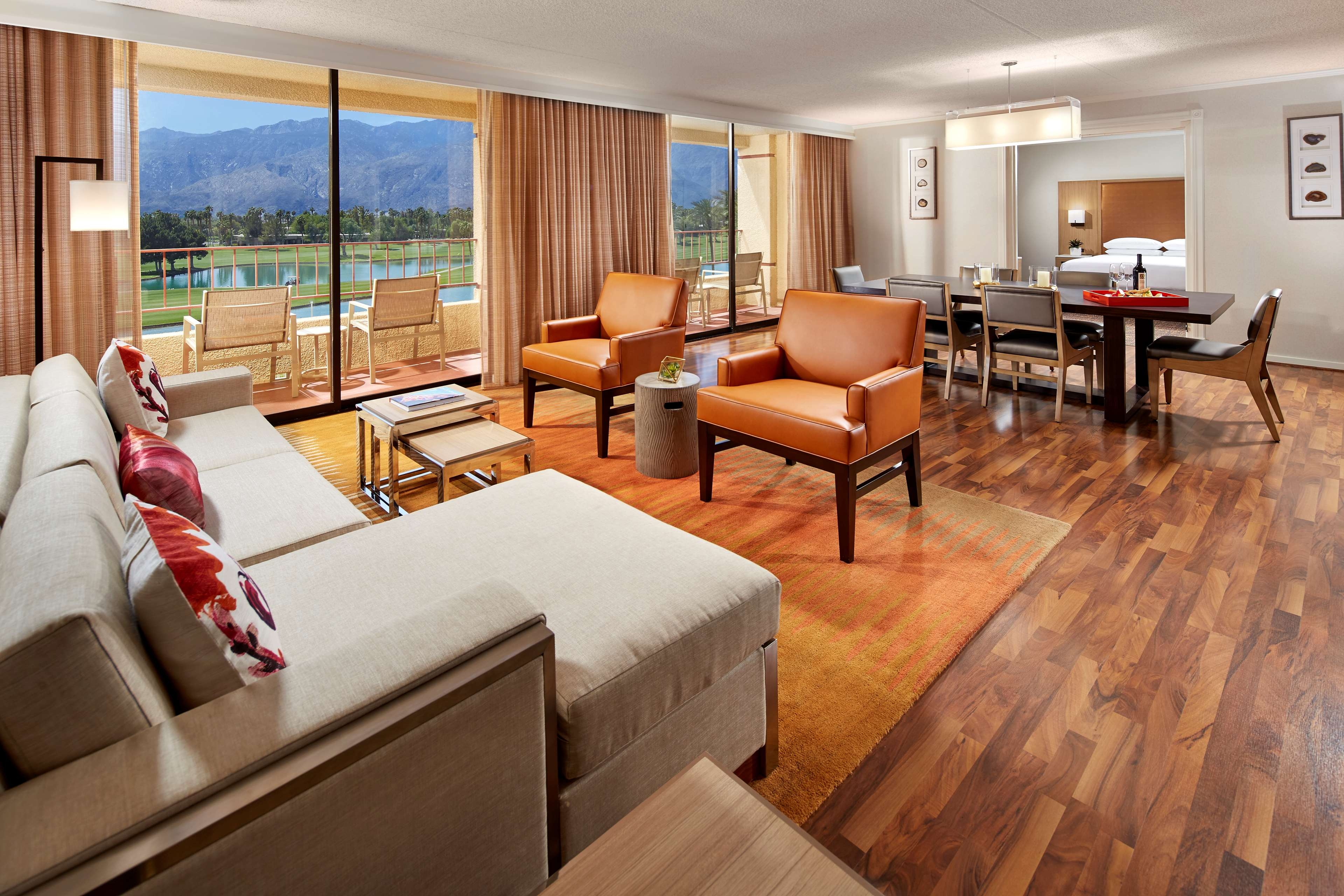 DoubleTree by Hilton Hotel Golf Resort Palm Springs image 36